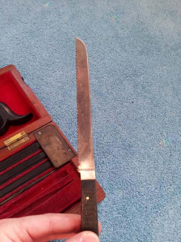 Χειρουργικά εργαλεία πολέμου από τον 19ο αιώνα (5)