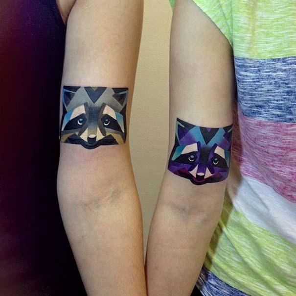 Τατουάζ με χρώμα από την Sasha Unisex (3)