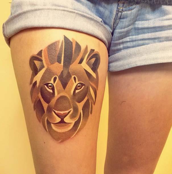 Τατουάζ με χρώμα από την Sasha Unisex (5)