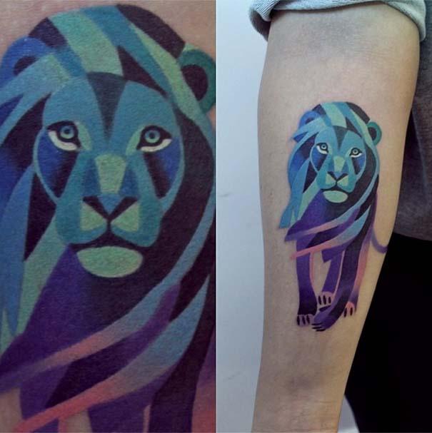 Τατουάζ με χρώμα από την Sasha Unisex (9)