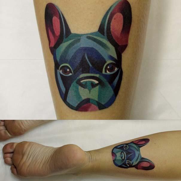 Τατουάζ με χρώμα από την Sasha Unisex (10)