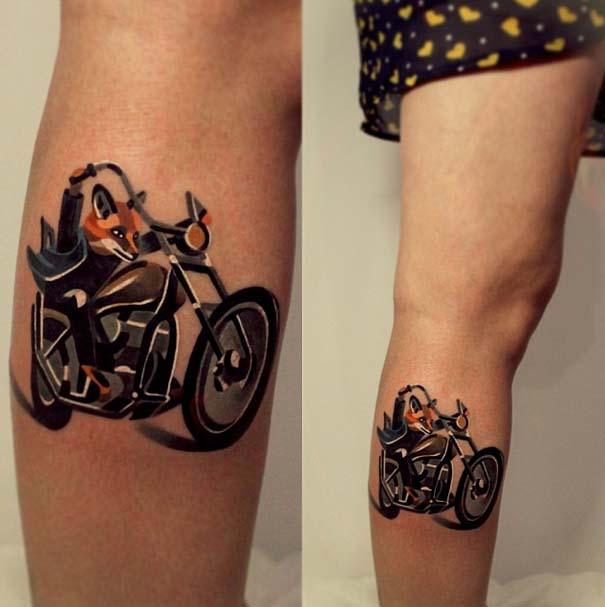 Τατουάζ με χρώμα από την Sasha Unisex (12)
