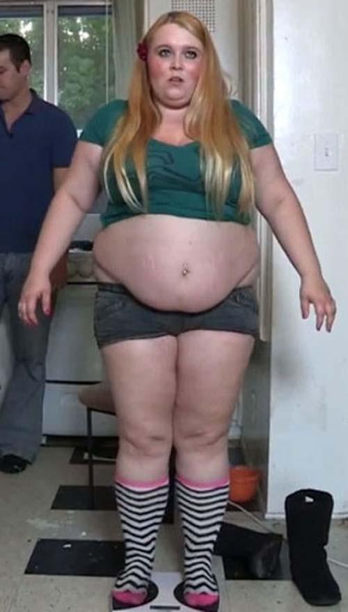 23χρονη έχει σαν στόχο να φτάσει τα 190 κιλά (3)