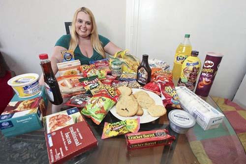 23χρονη έχει σαν στόχο να φτάσει τα 190 κιλά (4)