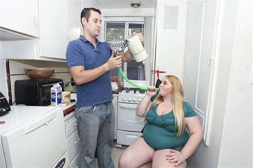 23χρονη έχει σαν στόχο να φτάσει τα 190 κιλά (8)