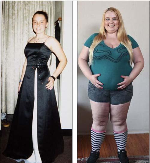 23χρονη έχει σαν στόχο να φτάσει τα 190 κιλά (9)