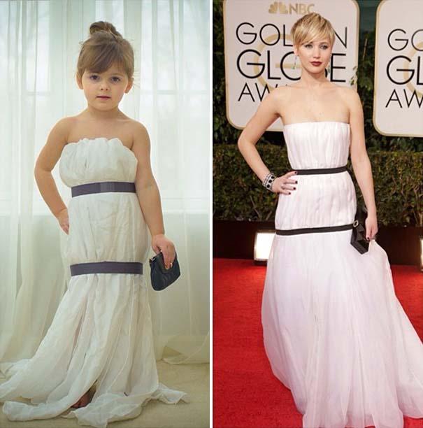 4χρονη δημιουργεί με τη μητέρα της εκπληκτικά φορέματα από χαρτί (19)