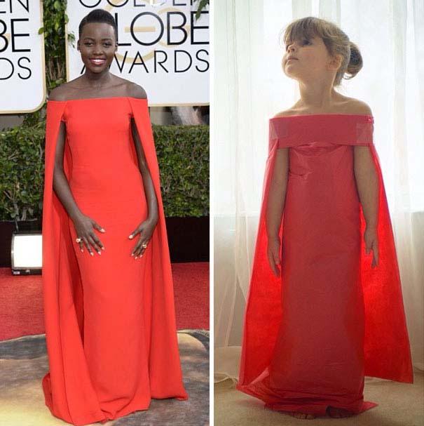 4χρονη δημιουργεί με τη μητέρα της εκπληκτικά φορέματα από χαρτί (21)