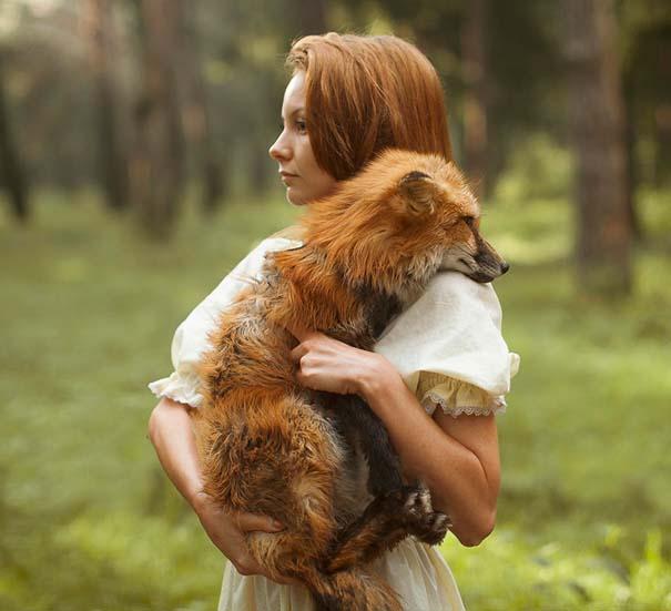 Φωτογράφος βγάζει πραγματικά απίστευτα πορτραίτα χρησιμοποιώντας αληθινά ζώα (6)