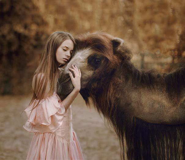 Φωτογράφος βγάζει πραγματικά απίστευτα πορτραίτα χρησιμοποιώντας αληθινά ζώα (7)