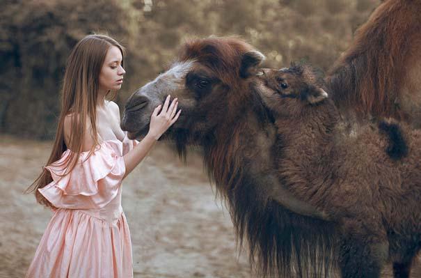 Φωτογράφος βγάζει πραγματικά απίστευτα πορτραίτα χρησιμοποιώντας αληθινά ζώα (8)