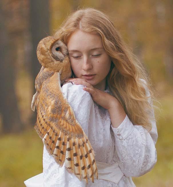 Φωτογράφος βγάζει πραγματικά απίστευτα πορτραίτα χρησιμοποιώντας αληθινά ζώα (11)