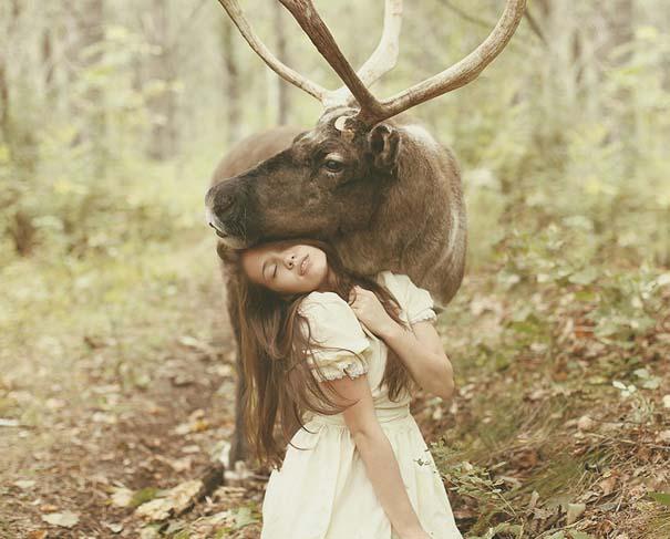 Φωτογράφος βγάζει πραγματικά απίστευτα πορτραίτα χρησιμοποιώντας αληθινά ζώα (14)