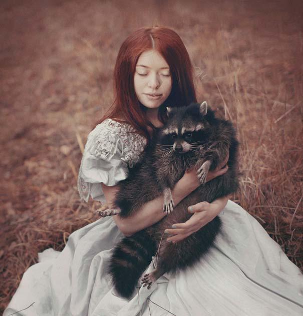 Φωτογράφος βγάζει πραγματικά απίστευτα πορτραίτα χρησιμοποιώντας αληθινά ζώα (15)