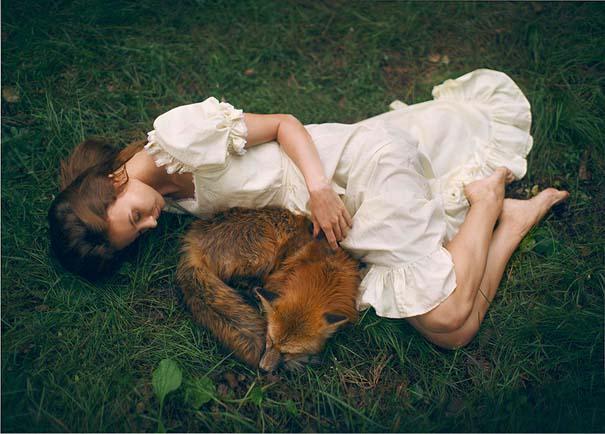 Φωτογράφος βγάζει πραγματικά απίστευτα πορτραίτα χρησιμοποιώντας αληθινά ζώα (18)