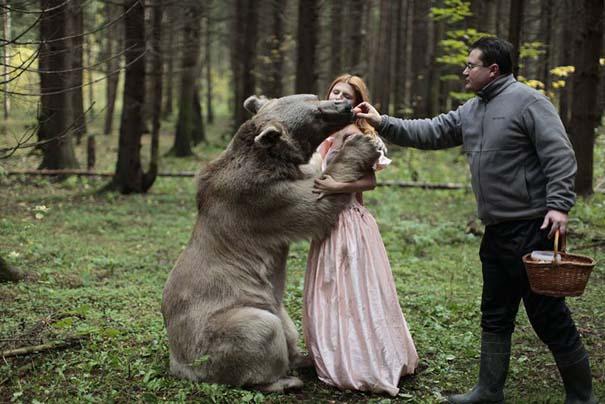 Φωτογράφος βγάζει πραγματικά απίστευτα πορτραίτα χρησιμοποιώντας αληθινά ζώα (20)