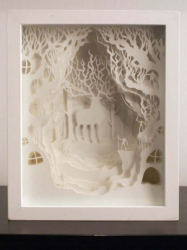 Απίστευτες δημιουργίες από χαρτί από τους Hari & Deepti (18)