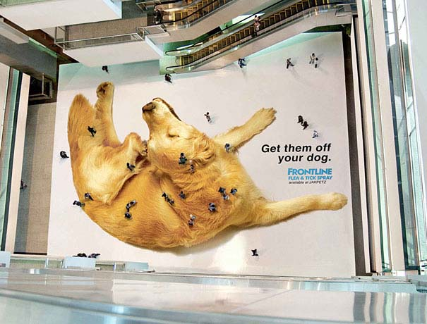 Διαφημίσεις με ιδιοφυή τοποθέτηση (38)