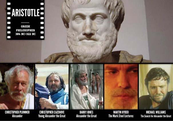Διάσημα πρόσωπα και οι ηθοποιοί που τα υποδύθηκαν (2)