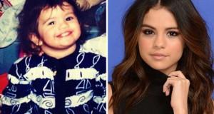 Διάσημοι σε παιδική ηλικία και τώρα #24