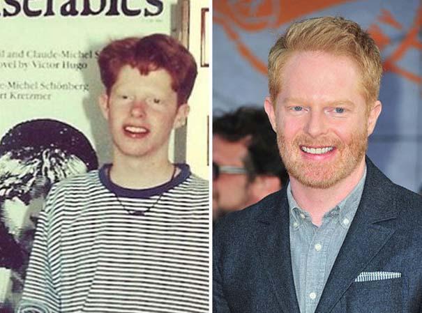 Διάσημοι σε παιδική ηλικία και τώρα (22)