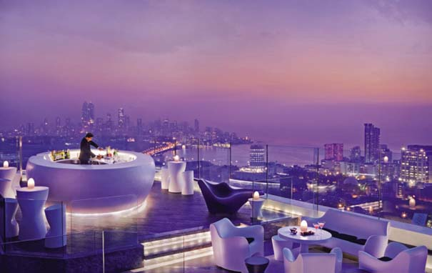 Εκπληκτικές οροφές κτηρίων απ' όλο τον κόσμο (1)