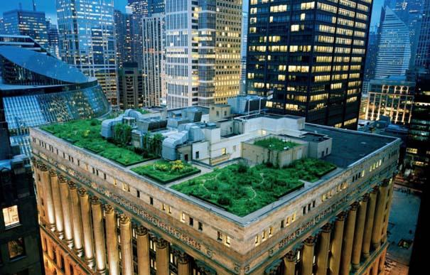 Εκπληκτικές οροφές κτηρίων απ' όλο τον κόσμο (3)