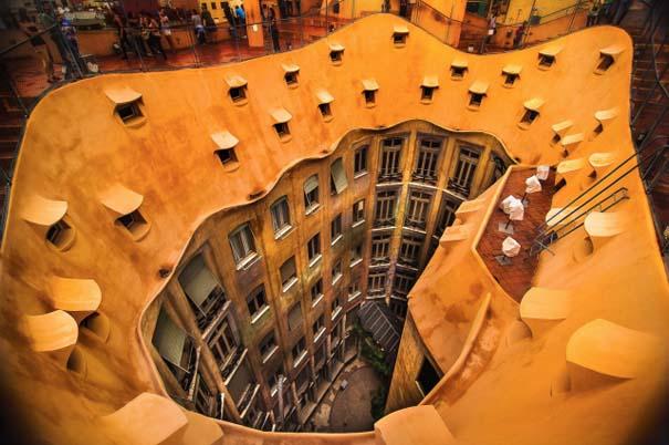 Εκπληκτικές οροφές κτηρίων απ' όλο τον κόσμο (7)