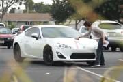 Φάρσα - εκδίκηση σε αυτοκίνητο που έχει διπλοπαρκάρει