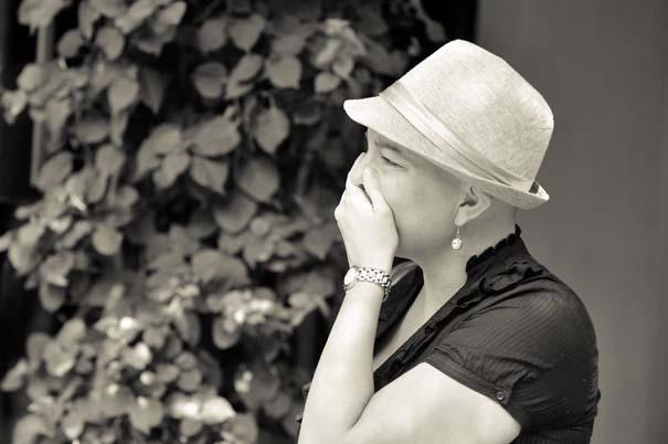 Όταν οι φίλες μιας γυναίκας έμαθαν ότι πάσχει από καρκίνο, έκαναν κάτι που θα σας κάνει να δακρύσετε... (4)