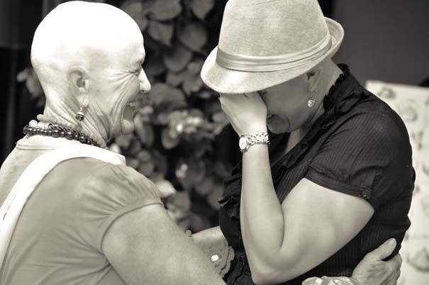 Όταν οι φίλες μιας γυναίκας έμαθαν ότι πάσχει από καρκίνο, έκαναν κάτι που θα σας κάνει να δακρύσετε... (5)