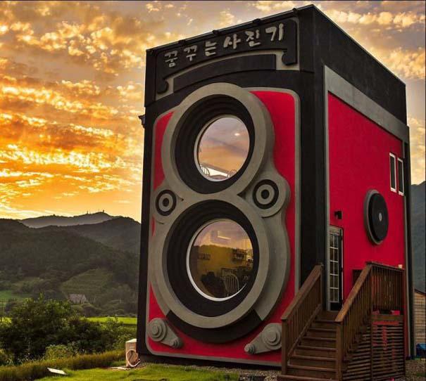 Καφέ σε σχήμα vintage φωτογραφικής μηχανής (4)
