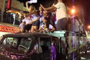 Ο άνθρωπος που κατάφερε να καταστρέψει το καρναβάλι μιας πόλης σε ελάχιστα δευτερόλεπτα