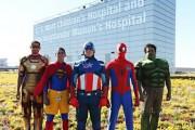 Καθαριστές τζαμιών Super ήρωες (1)