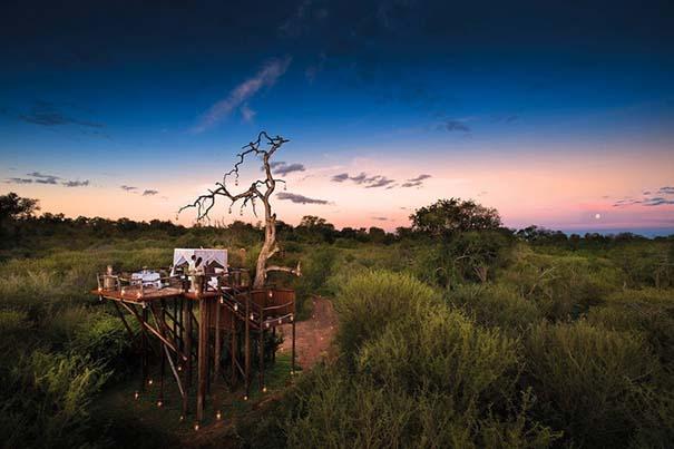 Κοιμηθείτε κάτω από τα αστέρια σε ένα εκπληκτικό εξωτικό resort στη Νότια Αφρική (1)