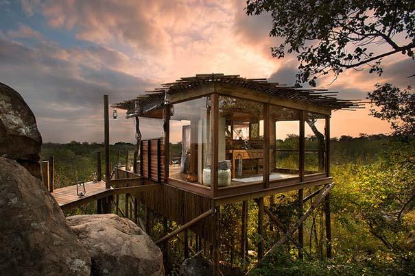 Κοιμηθείτε κάτω από τα αστέρια σε ένα εκπληκτικό εξωτικό resort στη Νότια Αφρική (4)