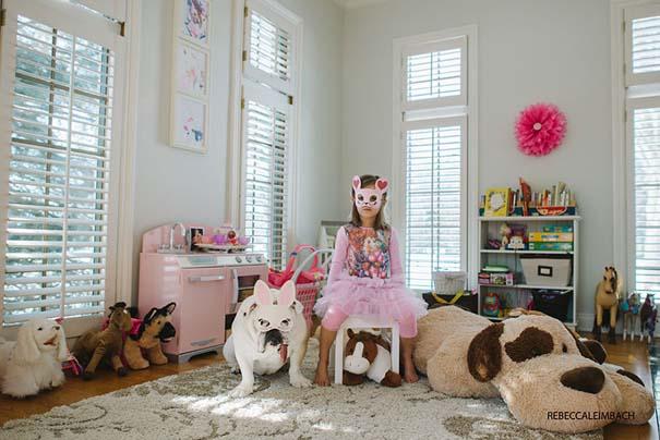 Κοριτσάκι με αγγλικό bulldog (27)