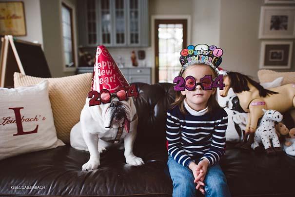 Κοριτσάκι με αγγλικό bulldog (29)