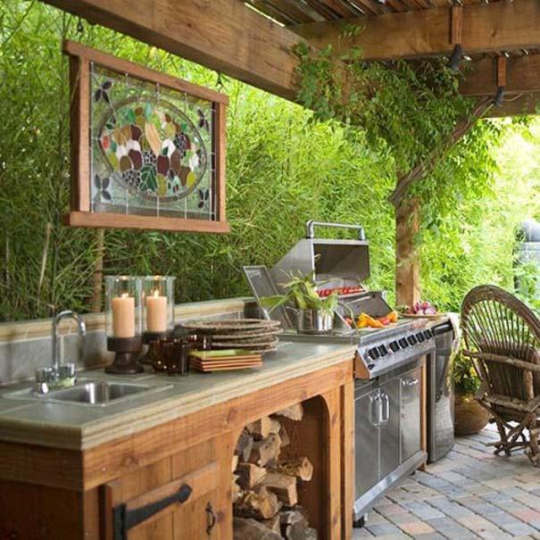 Κουζίνες εξωτερικού χώρου (25)
