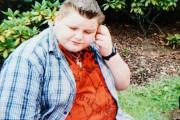 Η μεταμόρφωση ενός εκ των πιο υπέρβαρων παιδιών στη Βρετανία (1)
