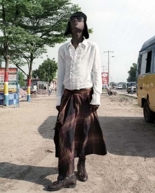 Οι... μοδάτοι άνδρες του Κονγκό (1)