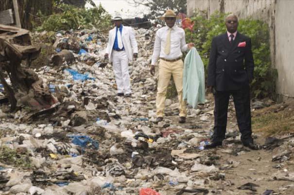 Οι... μοδάτοι άνδρες του Κονγκό (3)