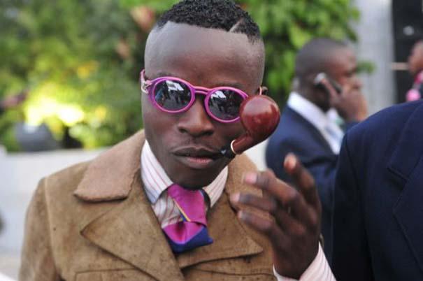 Οι... μοδάτοι άνδρες του Κονγκό (4)