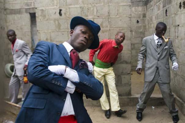 Οι... μοδάτοι άνδρες του Κονγκό (5)