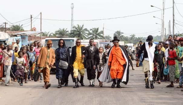 Οι... μοδάτοι άνδρες του Κονγκό (6)
