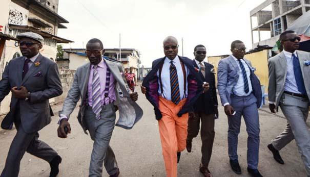 Οι... μοδάτοι άνδρες του Κονγκό (7)