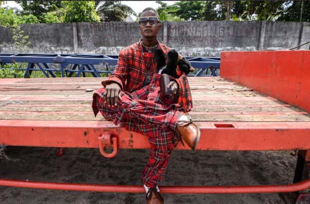 Οι... μοδάτοι άνδρες του Κονγκό (11)