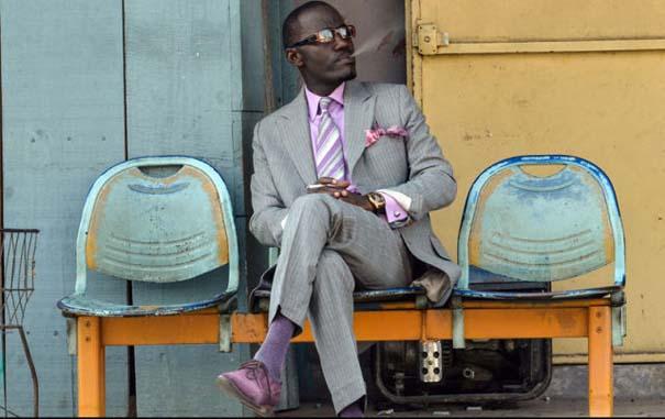 Οι... μοδάτοι άνδρες του Κονγκό (12)