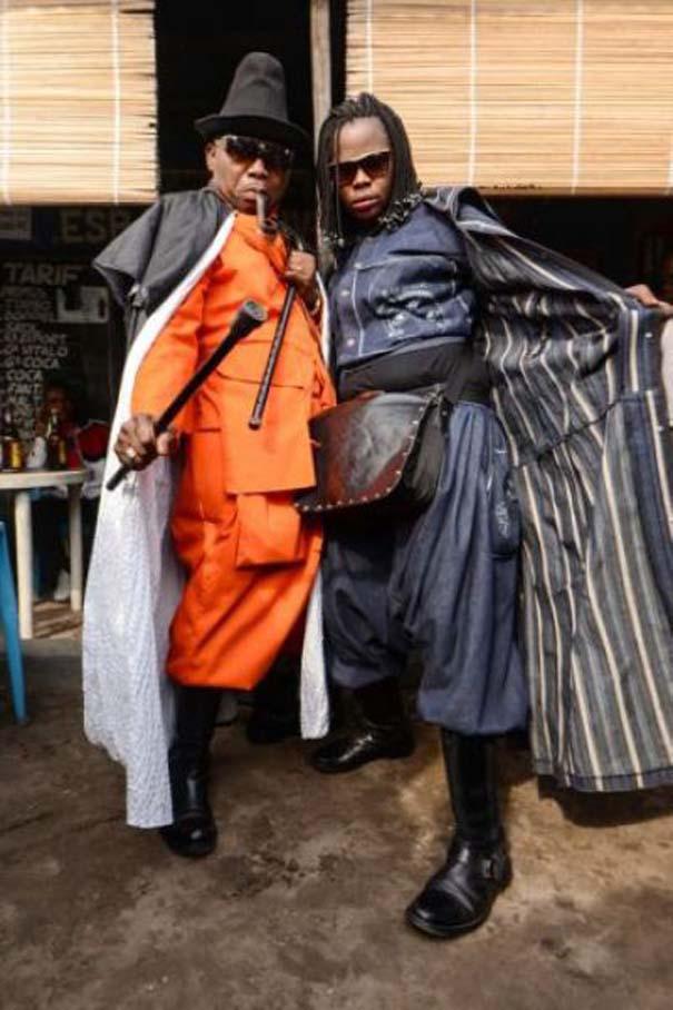 Οι... μοδάτοι άνδρες του Κονγκό (16)
