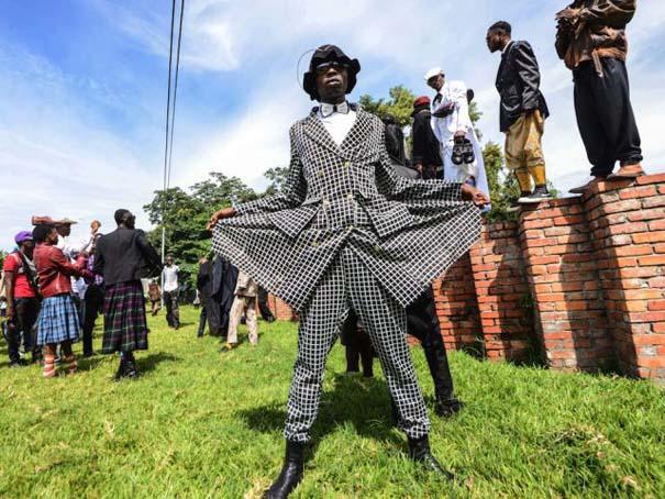Οι... μοδάτοι άνδρες του Κονγκό (17)